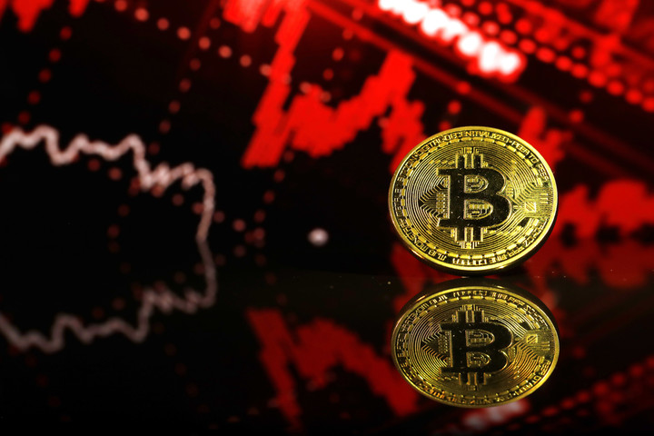 Bitcoin traders using up to 100-to-1 leverage are driving the wild swings in cryptocurrencies