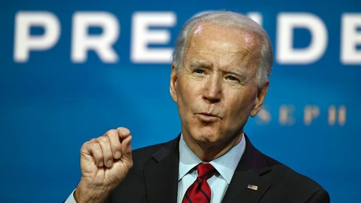 Biden aims for 100 million vaccinations in first hundred days