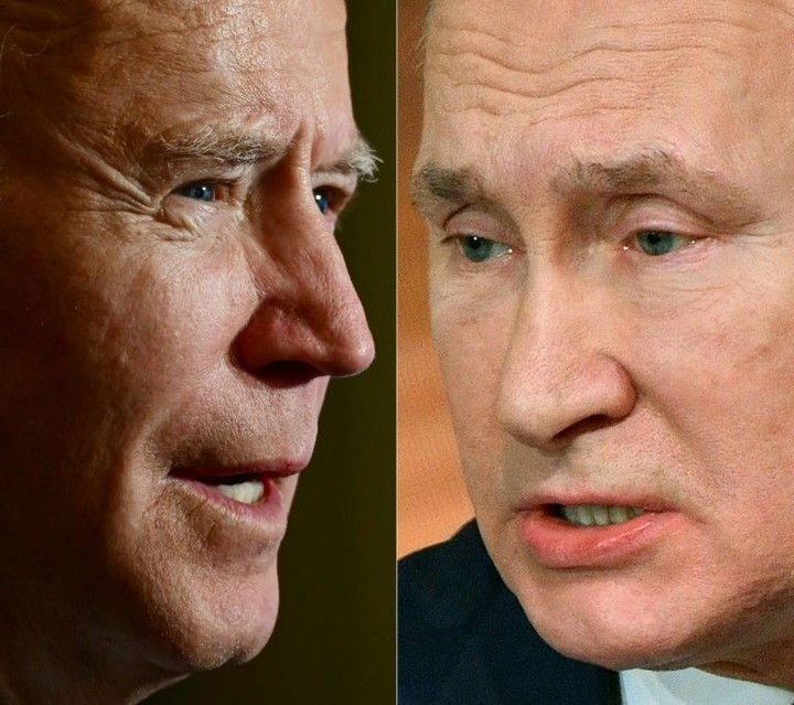 After Trump bromance, Biden quickly shifts cold on Putin