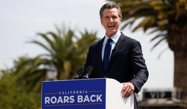 Newsom's Recall Problem Is with Hispanic Voters