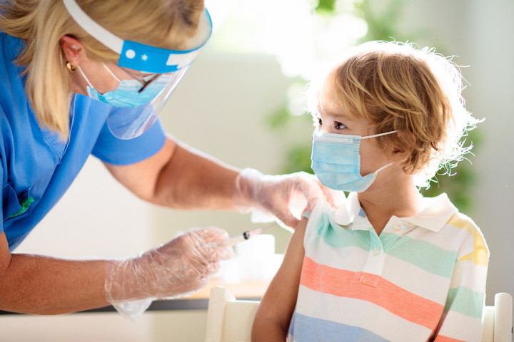 Pfizer to test Covid vaccine on children aged five to 11, boss reveals