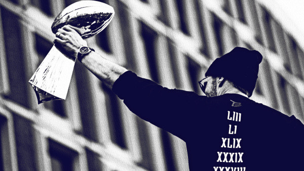 Hurley: The Tom Brady Legacy Is Beyond The Scope Of Human Understanding