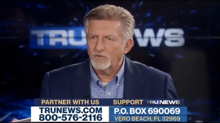 Far Right Conpiracy Theorist Rick Wiles Predicts Trump Administration is Planning to Execute Democrats and Media 'Traitors'