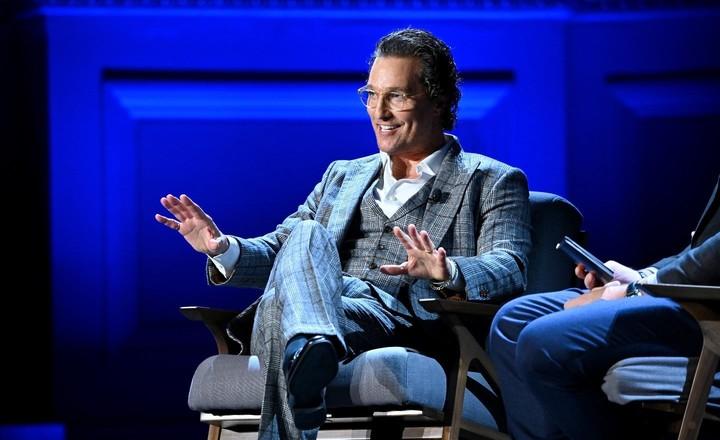 McConaughey: Face masks a 'short-term inconvenience for long-term freedom'