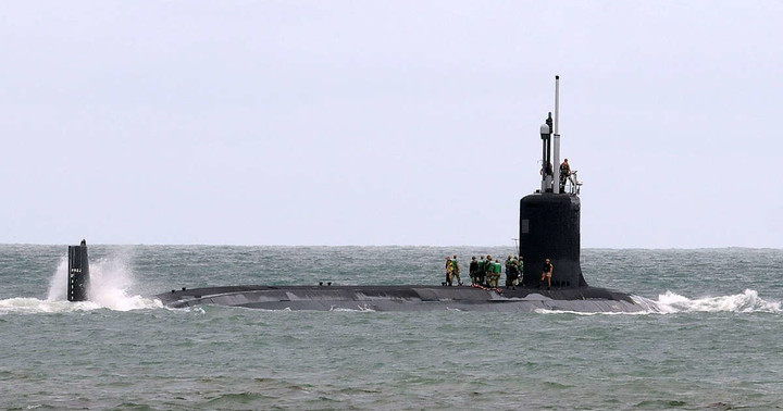 U.S. Navy's Deadliest New Subs Are Hobbled by Spare-Parts Woes