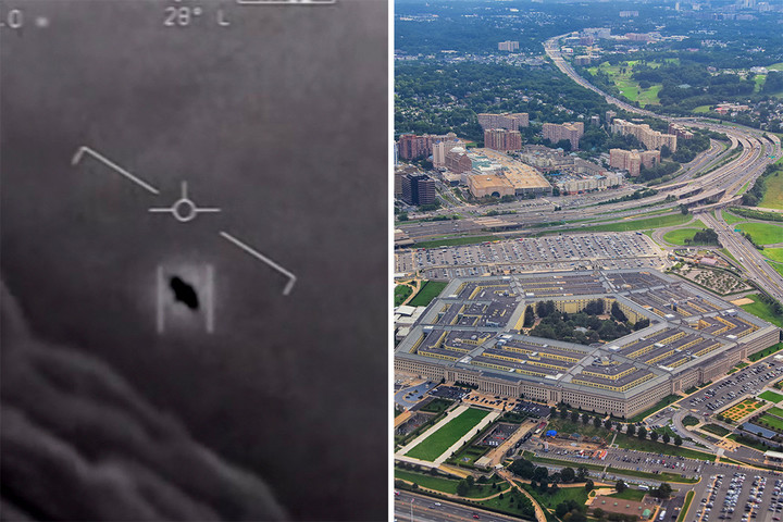 UFO report 'has CLASSIFIED annex' fueling rumor gov has secret alien info
