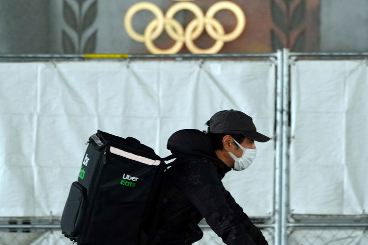 Japanese hospitals on brink of 'collapse' just eight weeks before Olympics