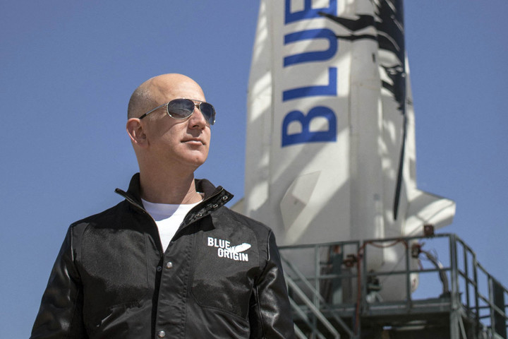 Jeff Bezos' flight is an ego trip, yes, but it sets the stage for so much more
