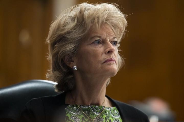 Alaska Sen. Lisa Murkowski calls on President Trump to resign, questions her future as a Republican
