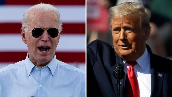 Biden leads Trump by 8 points nationally: poll