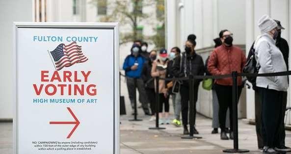 'It's Just Unprecedented': Senate Hinges on Georgia Runoff Chaos