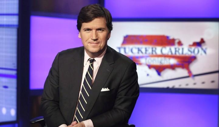Pentagon, Fox News host Tucker Carlson go to war over 'feminizing' military