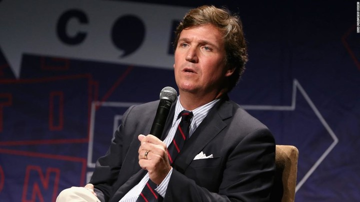 Pentagon and senior members of military call out Tucker Carlson for mocking women serving in armed forces