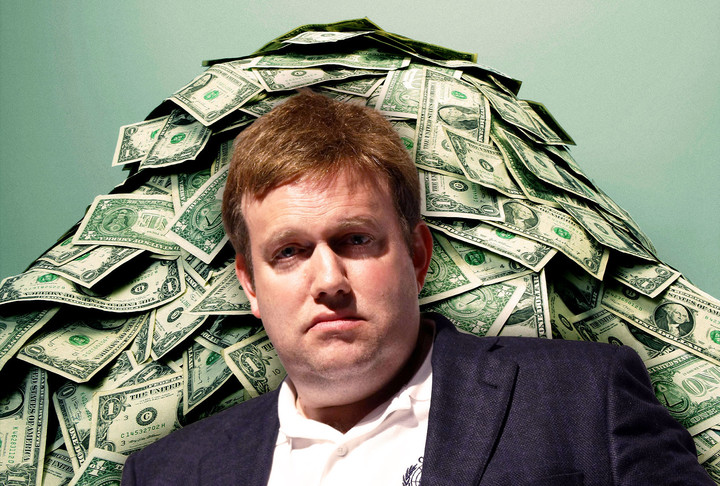 """Former employees of famed GOP pollster Frank Luntz say his work is a """"scam"""""""
