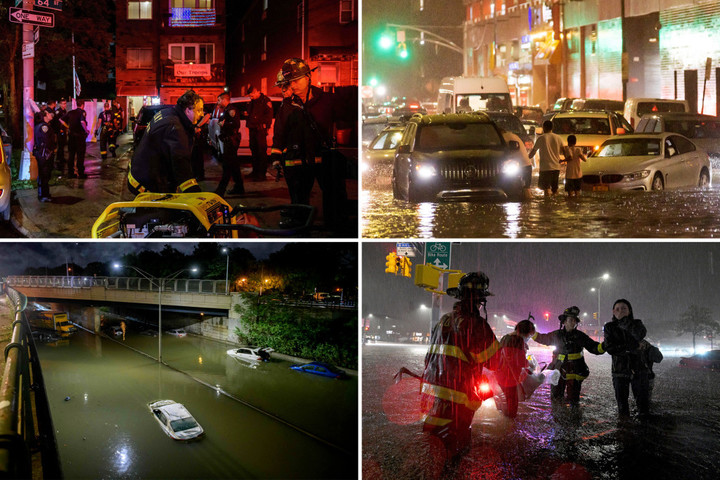 At least 18 people killed overnight in NYC, NJ during historic flooding