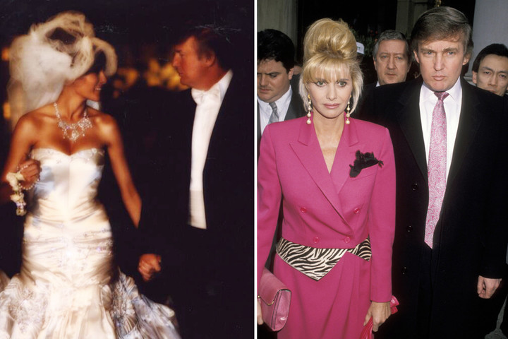 Inside Don & Ivana's divorce as it's said 'Melania could get $50M'