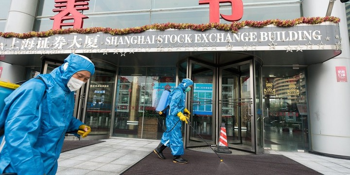 Chinese Stocks Have Banner Year, Gaining Nearly $5 Trillion