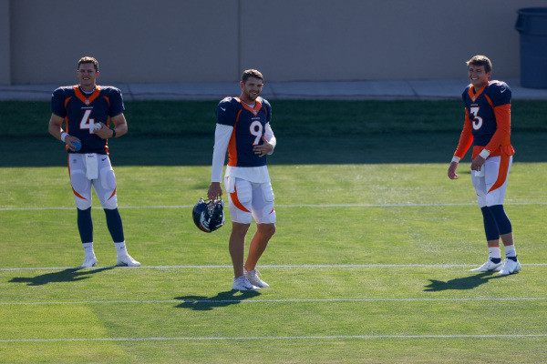 Broncos Starter, Backup Quarterbacks Won't Be Playing In Sunday's Game Due To COVID