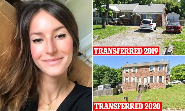 PICTURED: Mother who was given two free homes by'Nashville bomber'