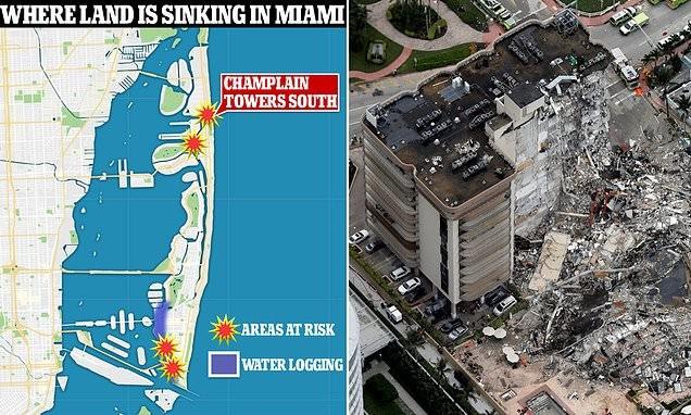Report predicting condo collapse reveals areas in Miami Beach at risk