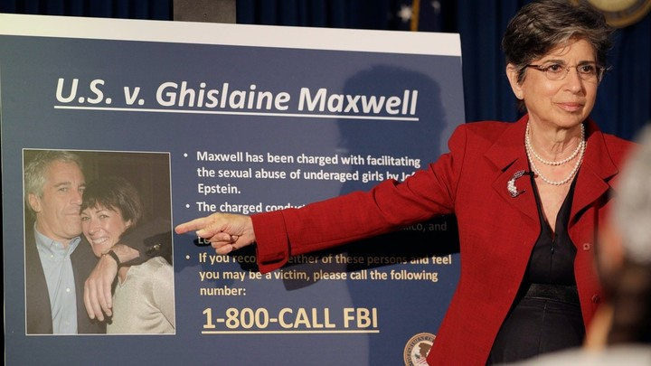 Trouble with the Ghislaine Maxwell case?
