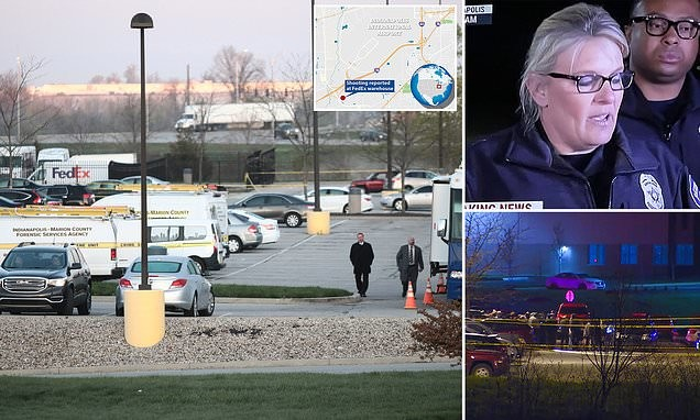 BREAKING: 'Multiple victims' after shooting at FedEx facility