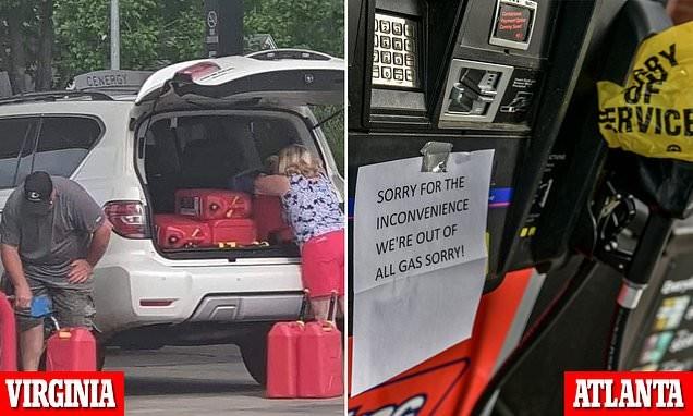 Florida, Virginia, Georgia, North Carolina declare emergency over fuel