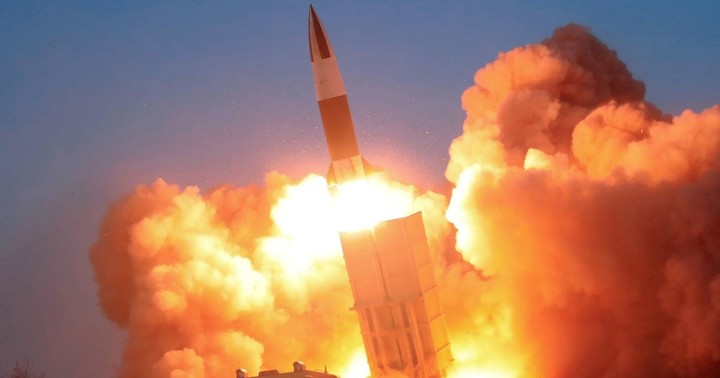 North Korea launches two ballistic missiles as fears grow of nuclear capability