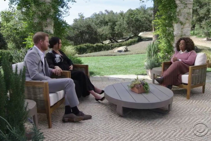 Oprah chat with Meg 'misled viewers', claims news group in complaint to CBS