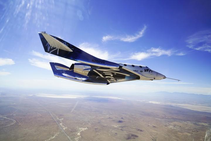 Virgin Galactic's Richard Branson flying own rocket to space