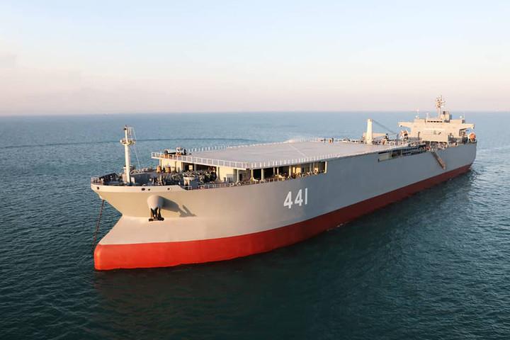 U.S. monitoring Iranian warships that may be headed to Venezuela