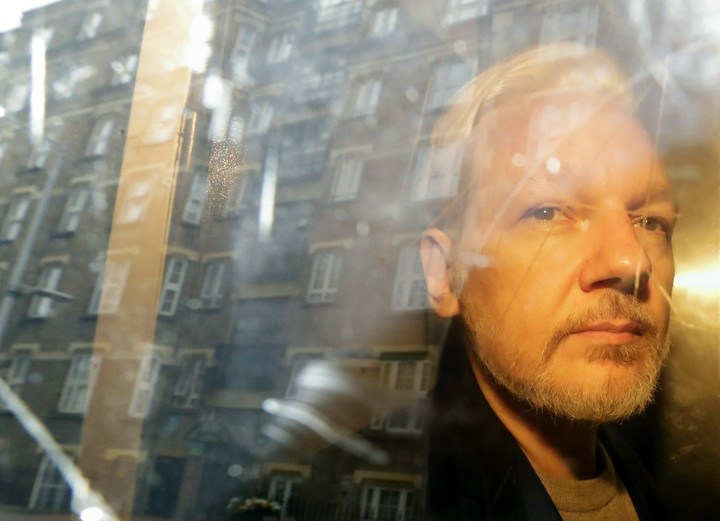 UK judge to rule on US extradition for WikiLeaks' Assange