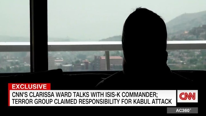 ISIS-K commander told CNN before Kabul attack that group was waiting to strike