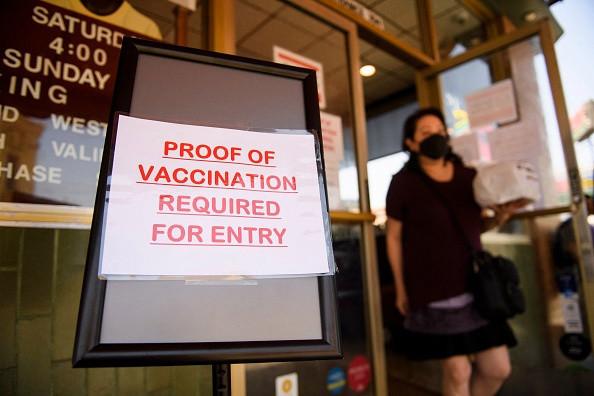 San Francisco mandates proof of full COVID vaccine at indoor venues