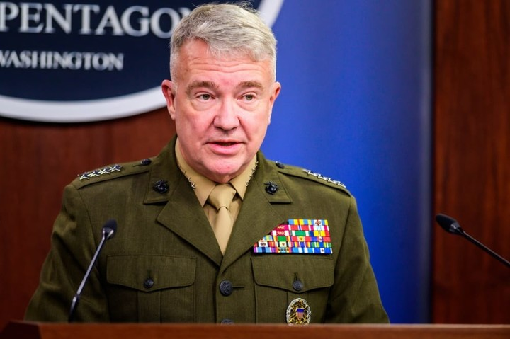 CENTCOM Commander: Drones Dropping Explosives 'Probably Concerns Me the Most'