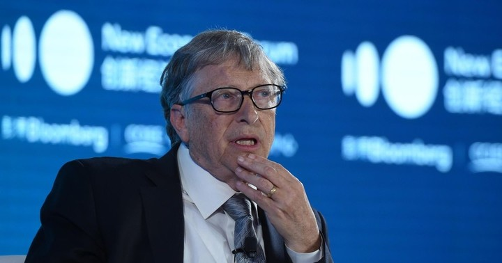 Bill Gates predicts Covid pandemic will finally end in 2022 in bleak prediction