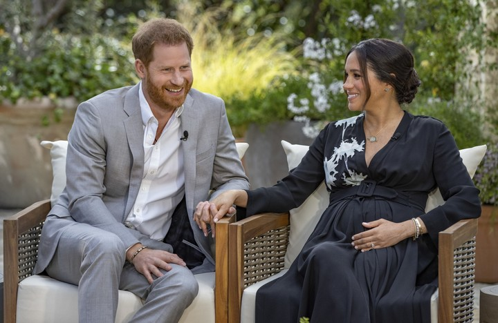 Revealing Harry, Meghan interview reverberates across UK