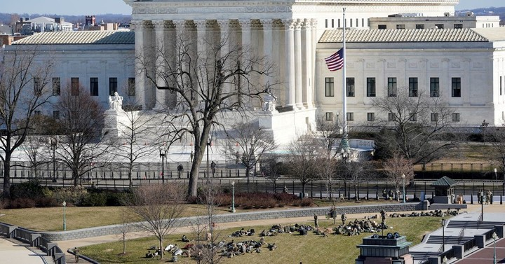 Most Americans want to end lifetime Supreme Court appointments