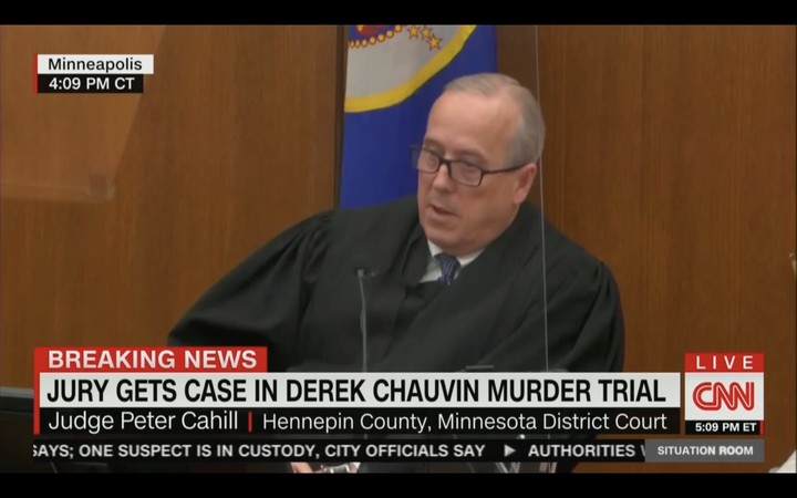 WATCH: Judge Scolds Maxine Waters for 'Abhorrent' Comments, Says She 'May Have Given' Chauvin an Argument for Appeal