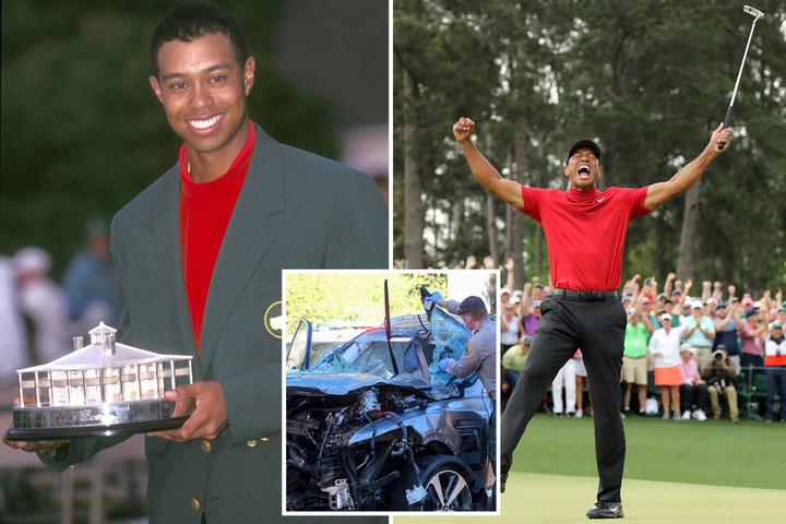 Tiger Woods crash - Golf legend's career looks to be over after car accident