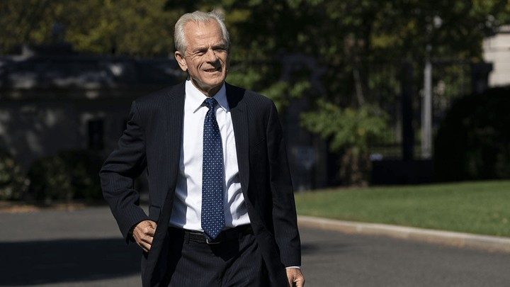 Navarro: White House's operating 'assumption is a second Trump term'