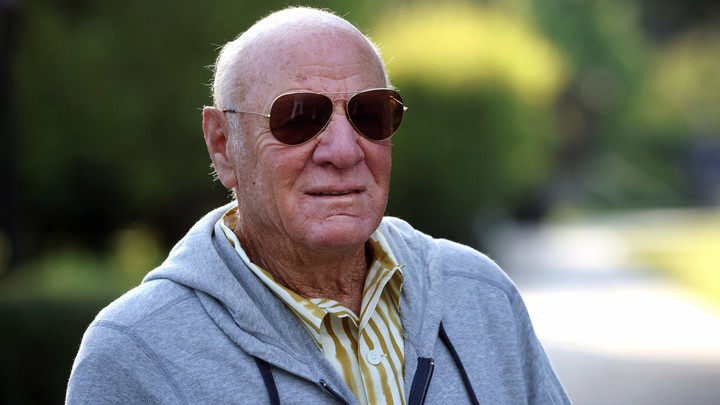 Barry Diller Headed 2 Hollywood Studios. He Now Says The Movie Business Is Dead