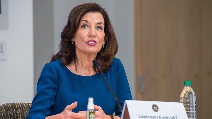 Who is Lt. Gov. Kathy Hochul, Cuomo's successor?