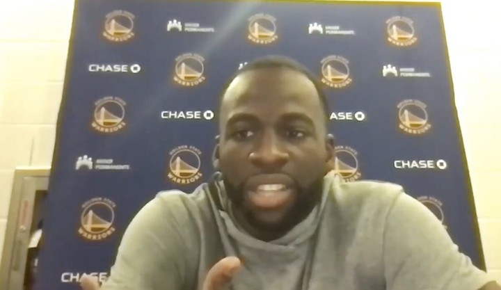 NBA Star Draymond Green Attacks Female Athletes Fighting for Equal Pay: 'I'm Really Tired of Seeing Them Complain'