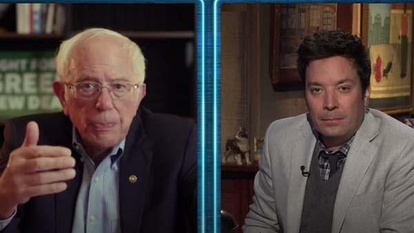'The Tonight Show' Interview With Bernie Sanders Resurfaces; Senator Predicted Uncertainty Of 2020 Presidential Election To A Tee