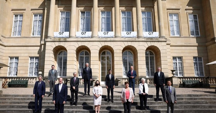 Finance Leaders Reach Global Tax Deal Aimed at Ending Profit Shifting