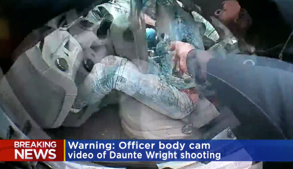 'Holy S**t, I Just Shot Him': Chief Believes Officer Meant To Use Taser In Fatal Shooting Of Daunte Wright