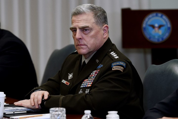 Generals tell news anchors: Military has no role in presidential election