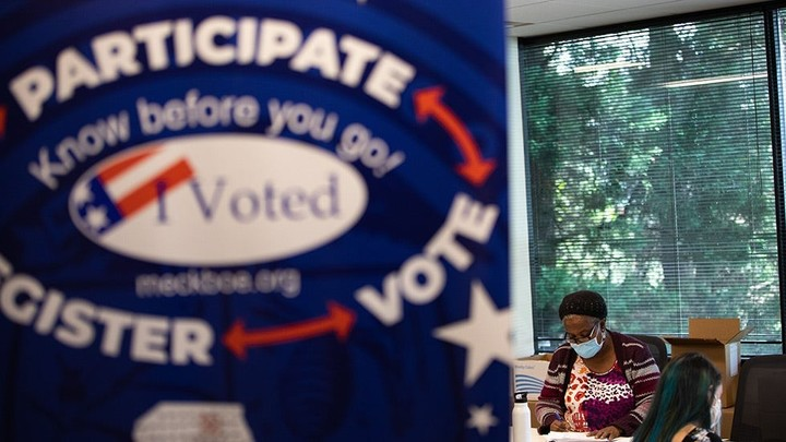 Poll: Nearly 70 percent say election a 'significant source of stress'