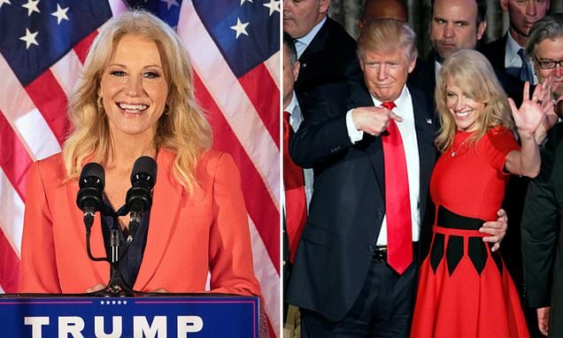 Kellyanne Conway's memoir is causing worry among Trump's inner circle